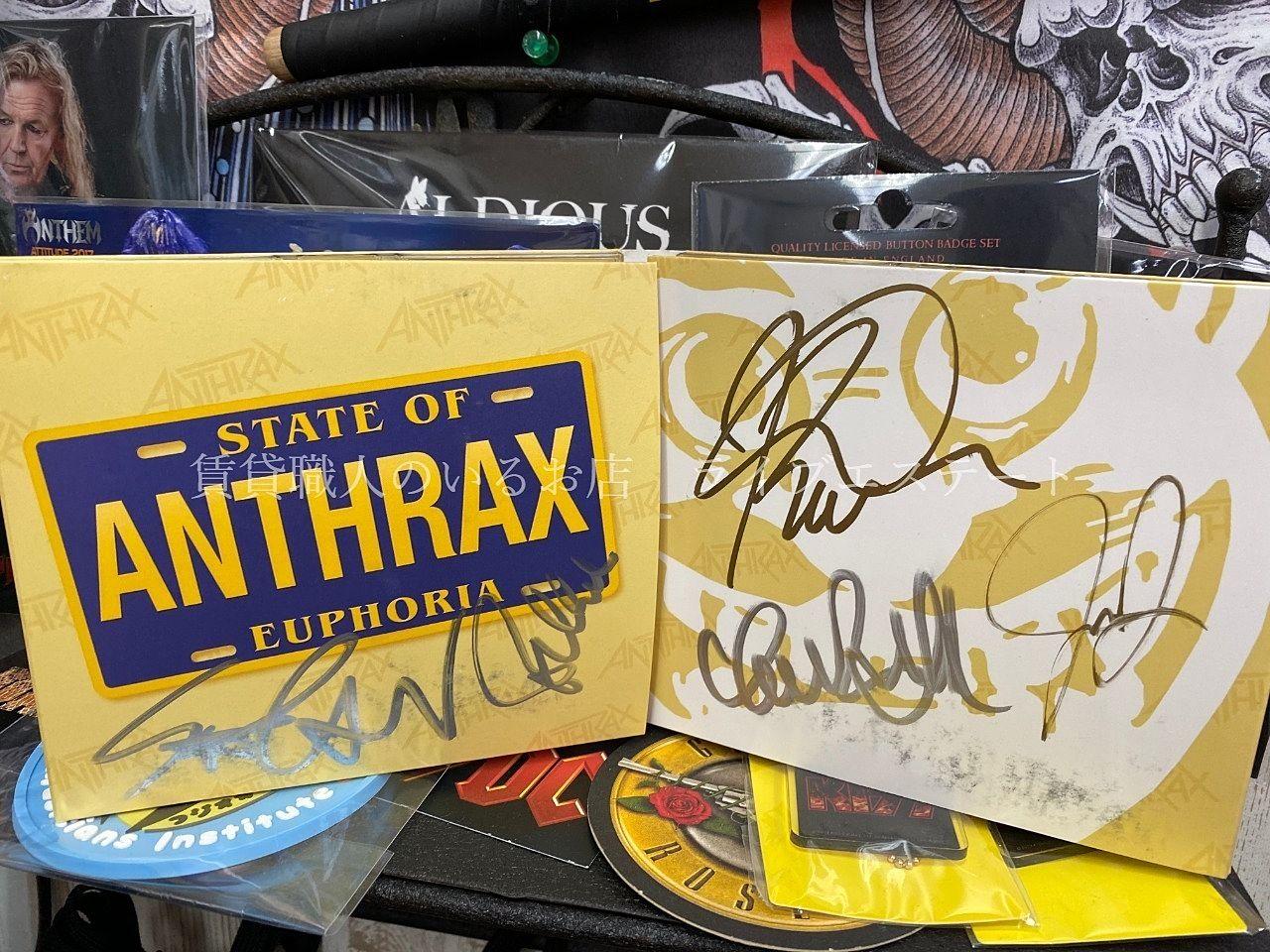 号外「ロックでぽん」第781号^~^Anthrax-Madhouse